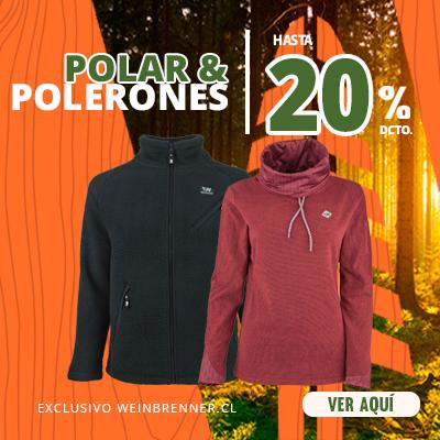 POLAR Y POLERONES